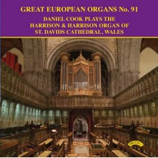Great European Organs No.91 / The Harrison and Harrison Organ of St.David's Cathedral, Wales