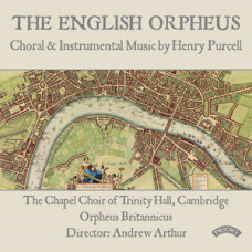 The English Orpheus - Choral and Instrumental Music by Henry Purcell- The Chapel Choir of Trinity Hall, Cambridge - Orpheus Britannicus- Director: Andrew Arthur