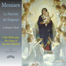 Messiaen - La Nativity du Seigneur / Colin Walsh plays live on the Organ of Lincoln Cathedral