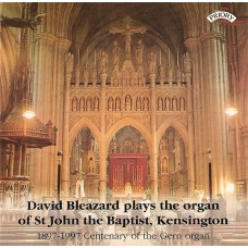 Organ Music from St.John the Baptist, Kensington, London