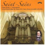 The Complete Organ Works of Saint-Saens - (4 CD set)