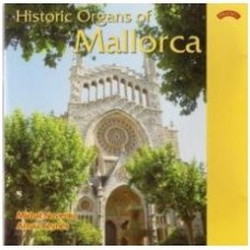 Organ Music from The Islands (7CDs and 40 different organs)