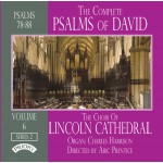 The Complete Psalms of David, Volume 6