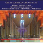 Great European Organs No.95 / The Steinmeyer Organ of Monastery Church, Mariannhill, Wurzburg