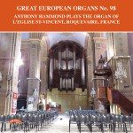 Great European Organs No.98 / L'Eglise St.Vincent, Roquevaire, France