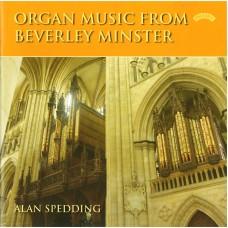 Organ Music from Beverley Minster