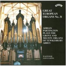 Great European Organs No.31: Tewkesbury Abbey