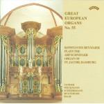 Great European Organs No.55: St Jacobi Hamburg