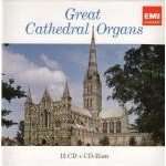Great Cathedral Organs (13 CDs + CD-Rom)