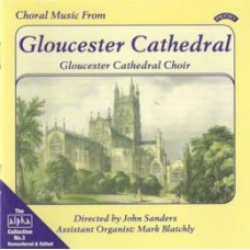 Choral Music from Gloucester Cathedral