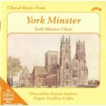 Alpha Collection Vol 6: Choral Music From York Minster