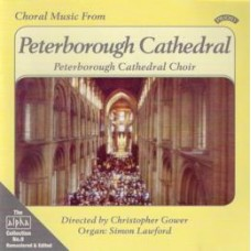 Alpha Collection Vol 9: Choral Music From Peterborough Cathedral