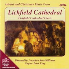 Alpha Collection Vol 10: Advent and Christmas Music From Lichfield Cathedral