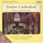 Alpha Collection Vol 14: Choral Music from Exeter Cathedral