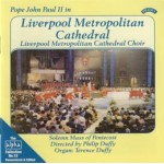 Alpha Collection 15: Pope John Paul II in Liverpool Metropolitan Cathedral