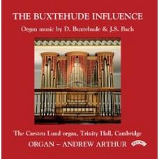 The Buxtehude Influence / The Carsten Lund Organ of Trinity Hall, Cambridge (2CD set)