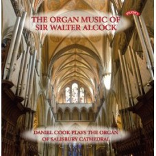 The Organ Works of Sir Walter Alcock - The Organ of Salisbury Cathedral