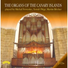 The Organs of the Canary Islands     (2 CD set)