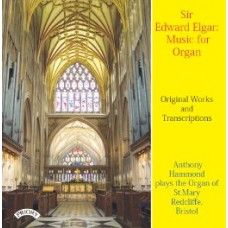 Sir Edward Elgar- Music for Organ/ Organ of St.Mary, Redcliffe, Bristol