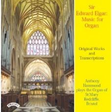 Sir Edward Elgar- Music for Organ/ Organ of St.Mary, Redcliffe, Bristol