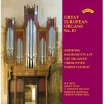Great European Organs No.81/ The Organ of Cirencester Parish Church