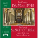 The Complete Psalms of David, Series 2, Volume 2