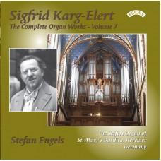 The Complete Organ Works of Sigfrid Karg-Elert - Volume 7 - The Seifert Organ of St.Mary's Basilica, Kevelaer, Germany