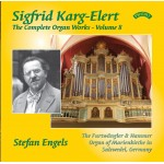 The Complete Organ Works of Sigfrid Karg-Elert - Volume 8 - The Furtwangler & Hammer Organ of Marienkirche in Salzwedel, Germany