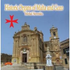 Historic Organs of Malta and Gozo