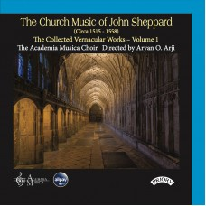 The Church Music of John Sheppard - The Collected Vernacular Works - Volume 1