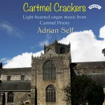 Cartmel Crackers: Light-hearted organ music from Cartmel Priory