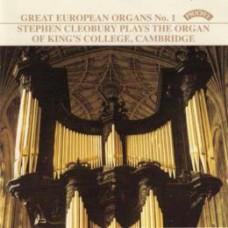 Great European Organs No. 1: King's College Cambridge