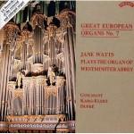 Great European Organs No 7: Westminster Abbey