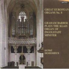 Great European Organs No.8: Ingolstadt Minster
