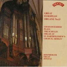Great European Organs No.13: Armley Parish Church