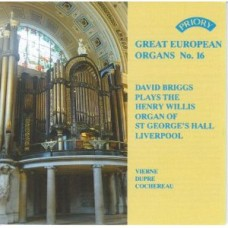 Great European Organs No.16: St.George's Hall, Liverpool
