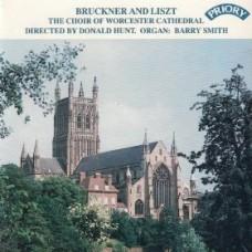 Bruckner and Liszt