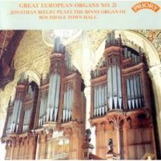 Great European Organs No.21: Rochdale Town Hall