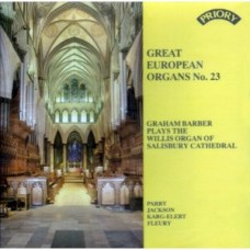 Great European Organs No.23: Salisbury Cathedral