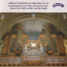 Great European Organs No.22: The Sacre Coeur, Paris