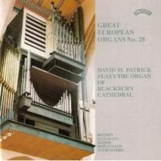 Great European Organs No.28: Blackburn Cathedral