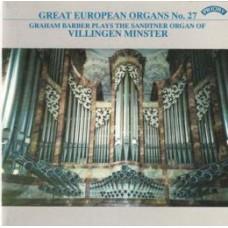 Great European Organs No.27: Villingen Minster