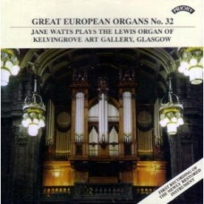 Great European Organs No.32: Kelvingrove Art Gallery