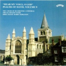 Psalms of David Vol 9: Hear my voice, O God