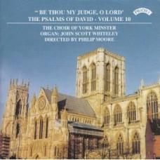 Psalms of David Vol 10: Be thou my judge, O Lord