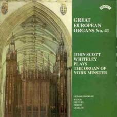 Great European Organs No.41: York Minster