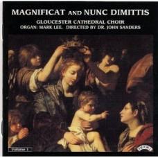 Magnificat & Nunc Dimittis Vol 1