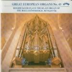 Great European Organs No.45: The Hallgrimskirkja, Reykjavik