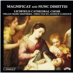 Magnificat & Nunc Dimittis Vol 3