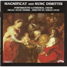 Magnificat & Nunc Dimittis Vol 4